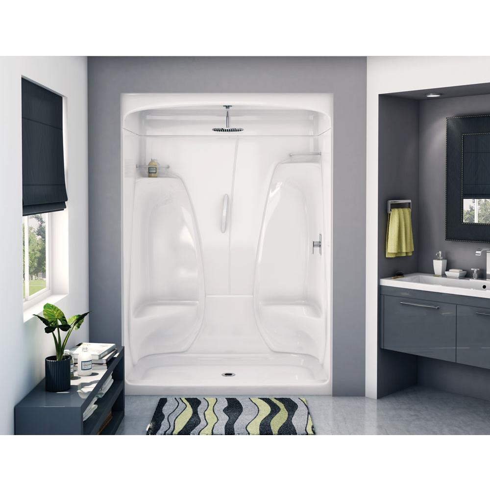 Aker Shower Enclosures Alcove | Neenan Company Showroom - Leawood-KS ...