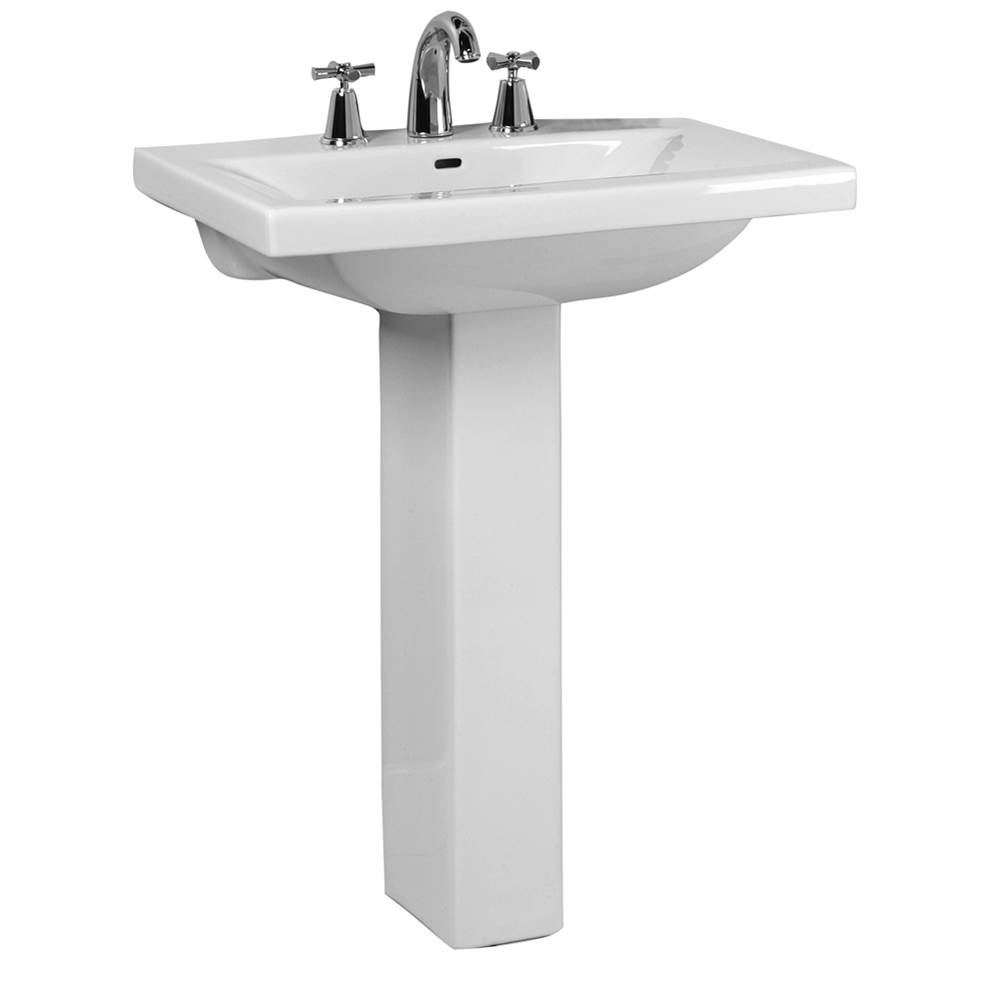 Barclay Complete Pedestal Bathroom Sinks item 3-268WH