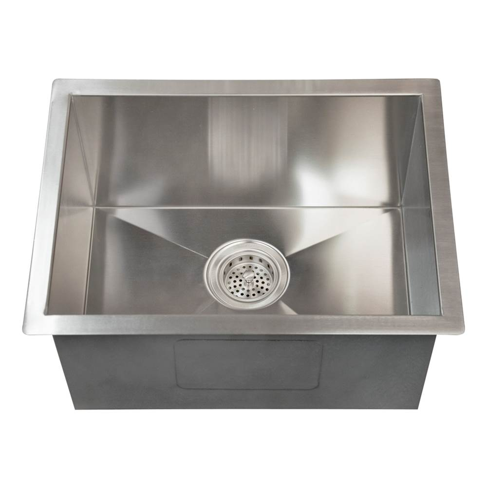 Barclay Undermount Bar Sinks item PSSSB2062-SS