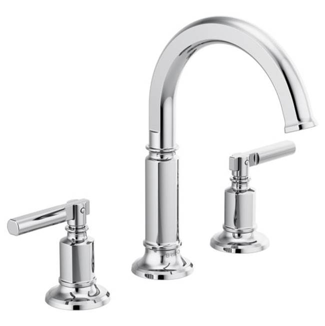 Brizo Widespread Bathroom Sink Faucets item 65376LF-PCLHP