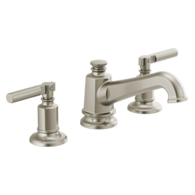 Brizo Widespread Bathroom Sink Faucets item 65378LF-NKLHP-ECO