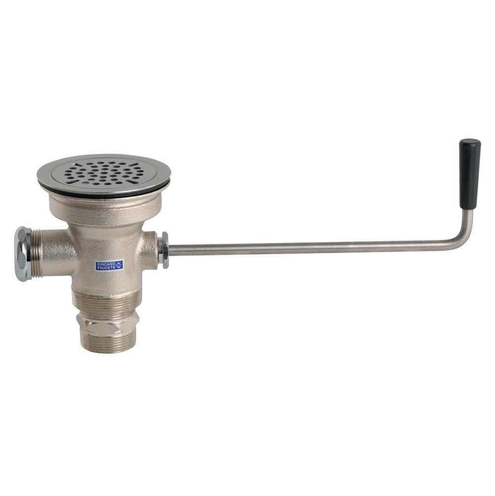 Chicago Faucets  Drain Assemblies item 1366-NF