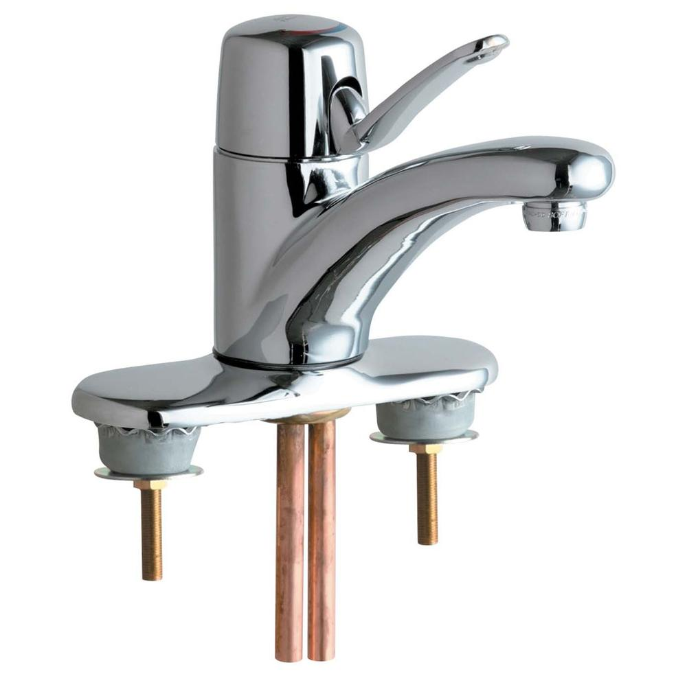 Chicago Faucets Single Hole Bathroom Sink Faucets item 2200-4ABCP