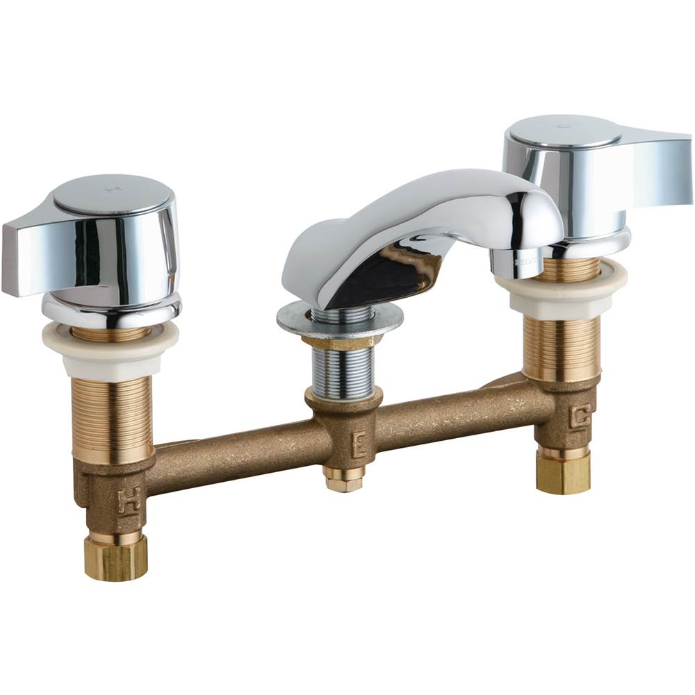 Chicago Faucets  Bathroom Sink Faucets item 404-V636ABCP