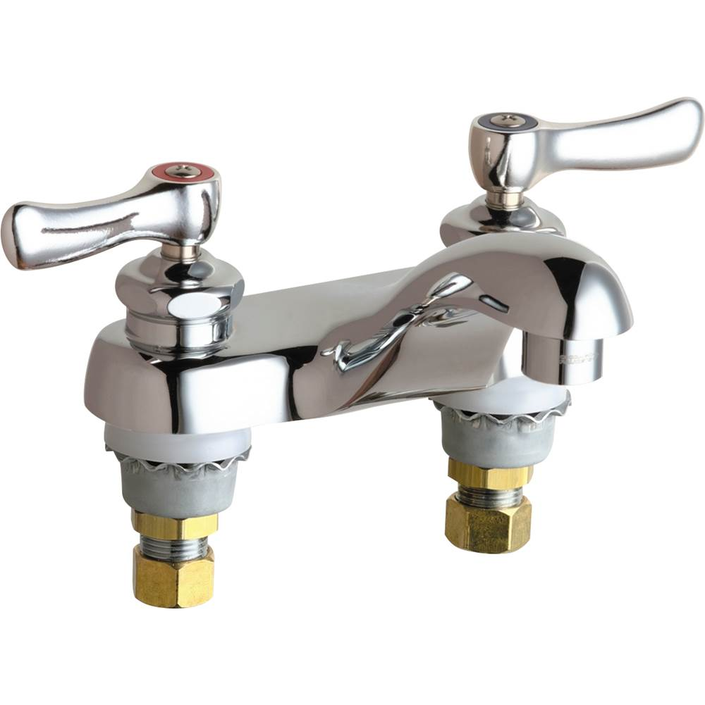 Chicago Faucets  Bathroom Sink Faucets item 802-VE39VPABCP