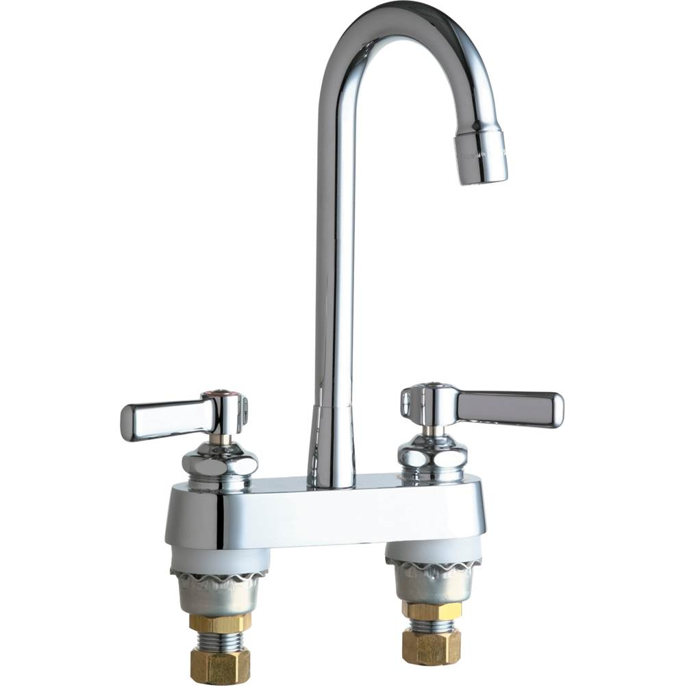 Chicago Faucets Bathroom Faucets | Neenan Company Showroom - Leawood ...