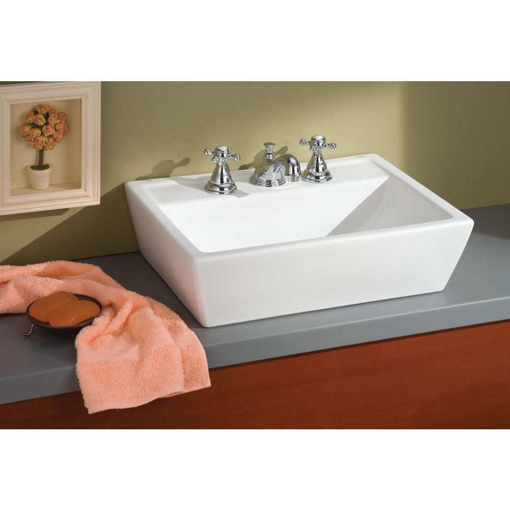 Cheviot Products Vessel Bathroom Sinks item 1237/21-WH-8