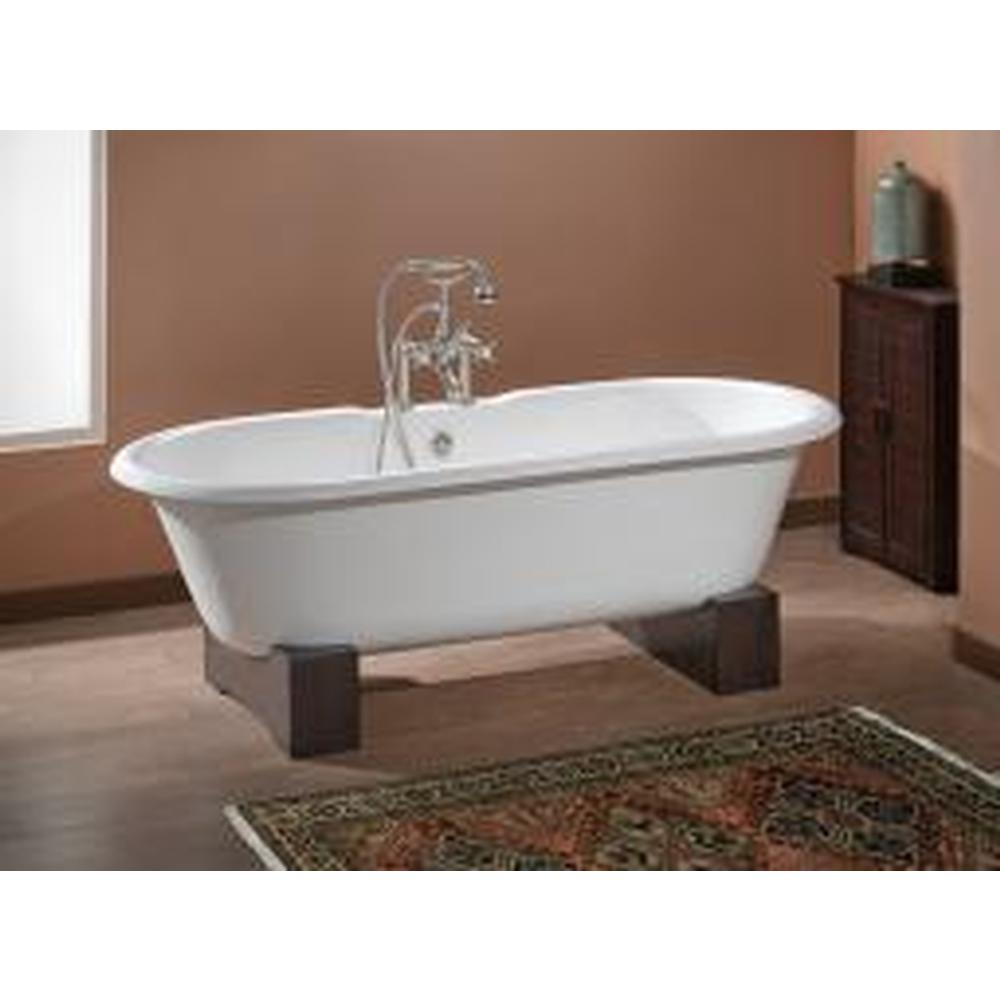 Cheviot Products Free Standing Soaking Tubs item 2110-WW-0-WH