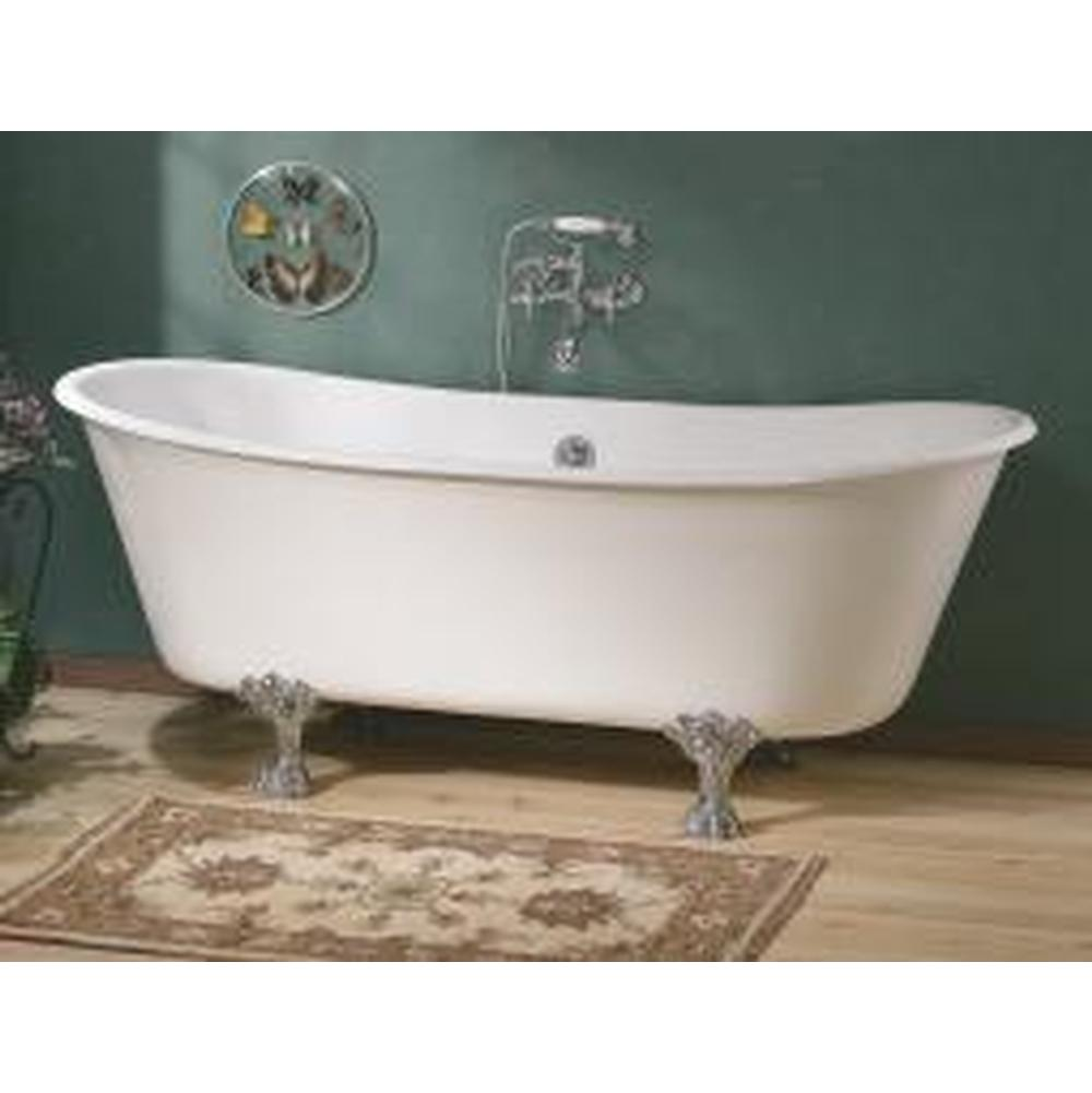 Cheviot Products Clawfoot Soaking Tubs item 2122-WC-BN
