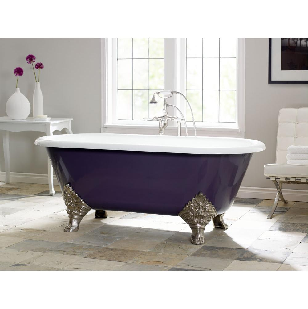 Cheviot Products Clawfoot Soaking Tubs item 2161-WC-BN