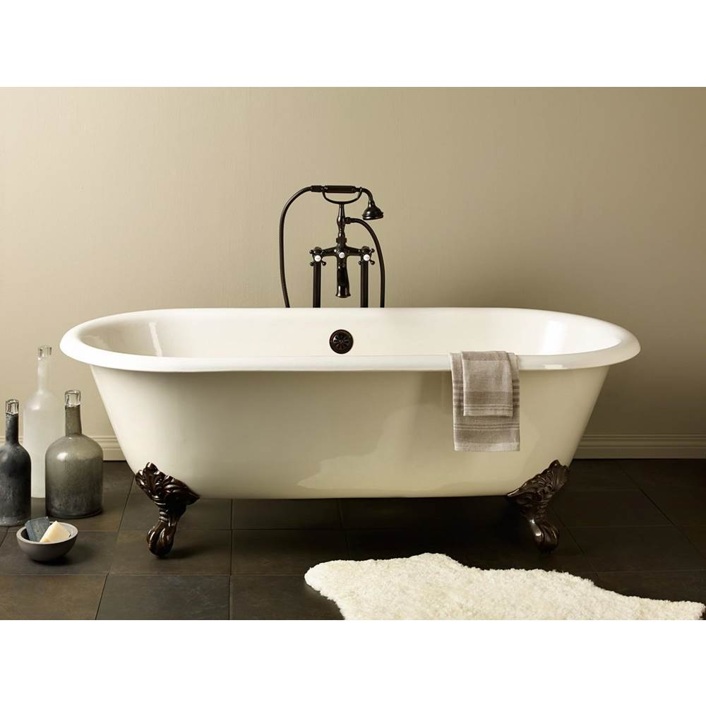 Cheviot Products Clawfoot Soaking Tubs item 2126-BB-8-PN