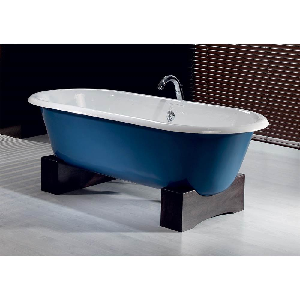 Cheviot Products Free Standing Soaking Tubs item 2130-BB-6-FO