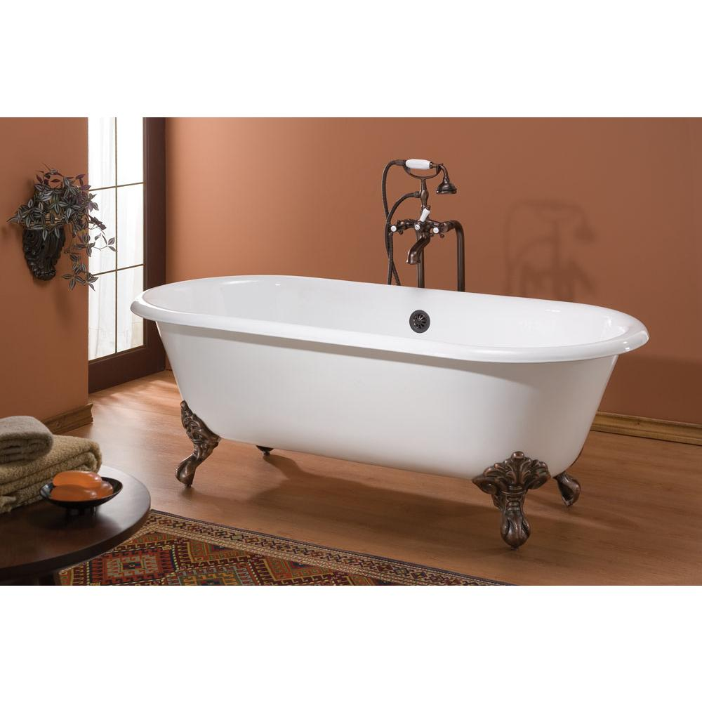 Cheviot Products Free Standing Soaking Tubs item 2126-WC-7-AB