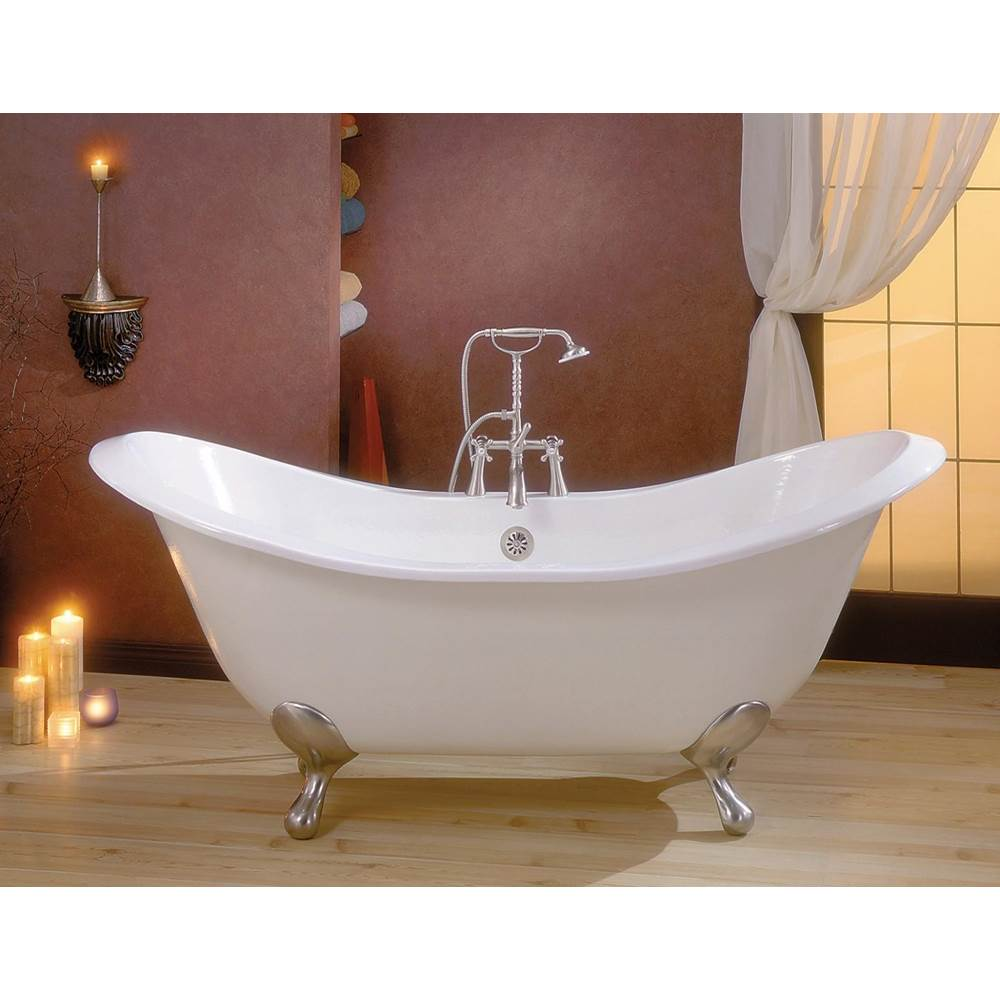 Cheviot Products Clawfoot Soaking Tubs item 2148-WC-PN-6