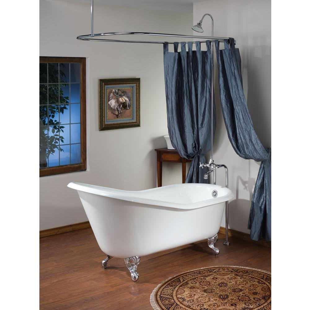 Cheviot Products Clawfoot Soaking Tubs item 2134-WW-WH-7