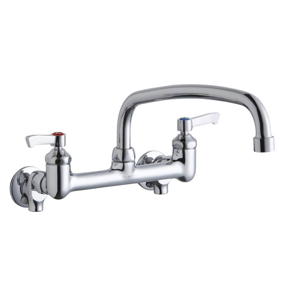 Elkay Wall Mount Kitchen Faucets item LK940AT12L2S