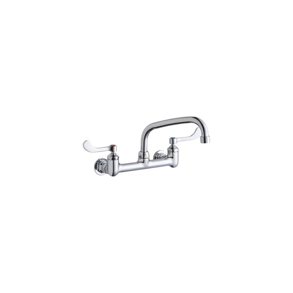 Elkay Wall Mount Kitchen Faucets item LK940TS08T4H