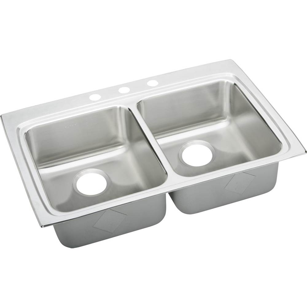 Elkay Drop In Kitchen Sinks item LRADQ3322503