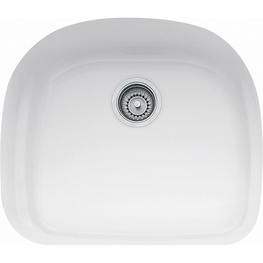 Franke Undermount Kitchen Sinks item PRK11021WH