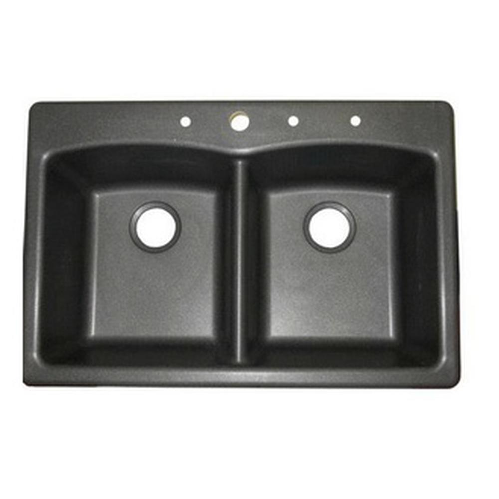 Franke Undermount Kitchen Sinks item EDOX33229-1