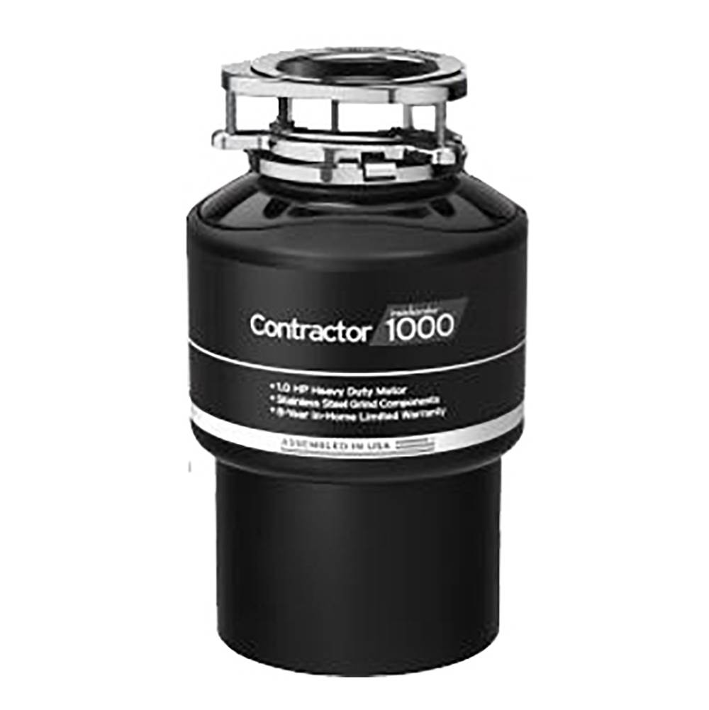 Insinkerator Pro Series Household Disposers Garbage Disposals item CONTRACTOR 1000