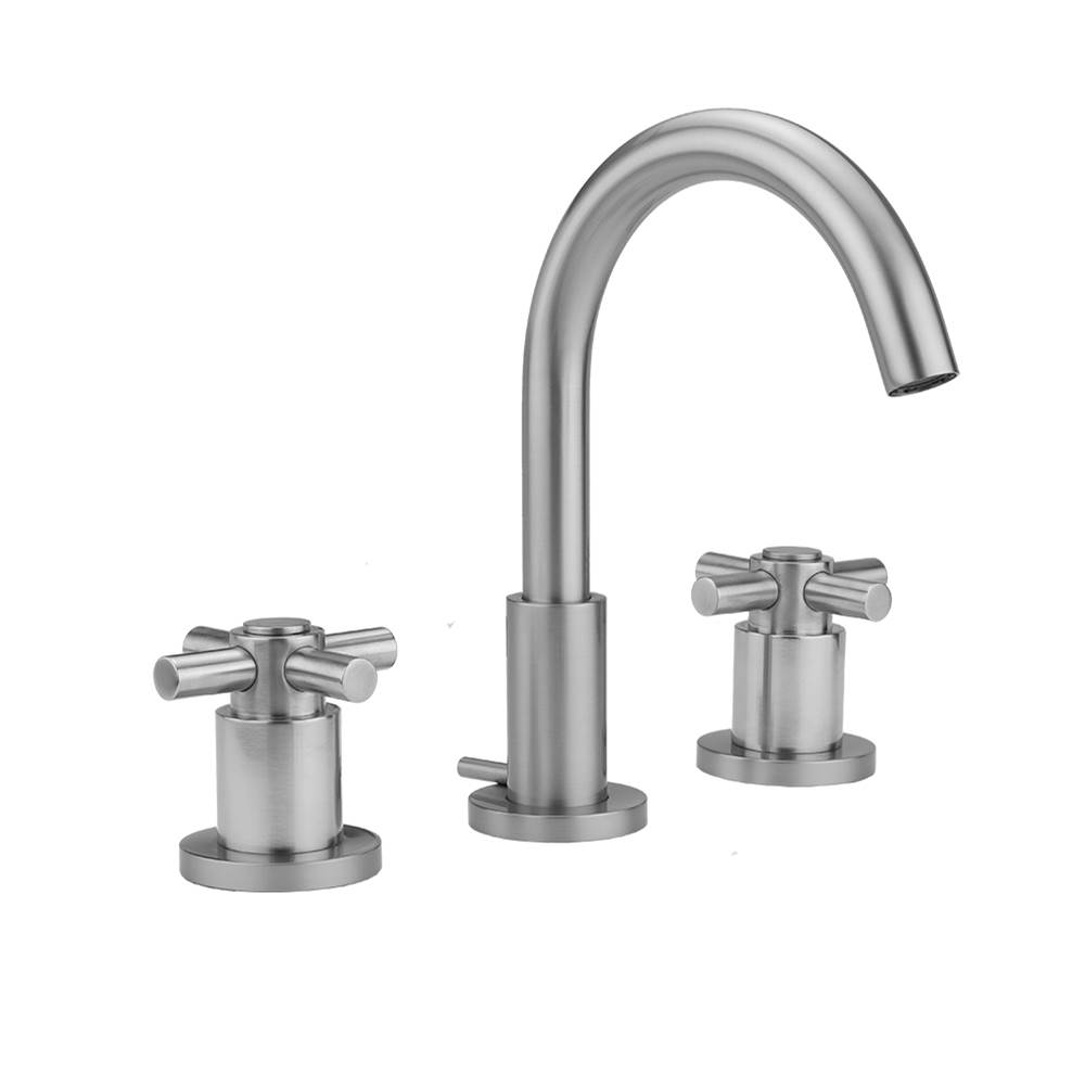 Jaclo Widespread Bathroom Sink Faucets item 8880-C-0.5-SDB