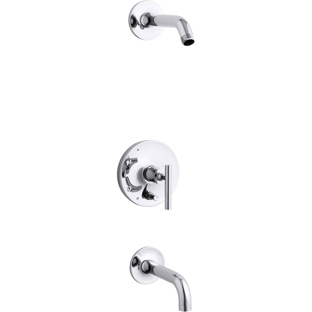Kohler  Tub And Shower Faucets item T14421-4L-CP