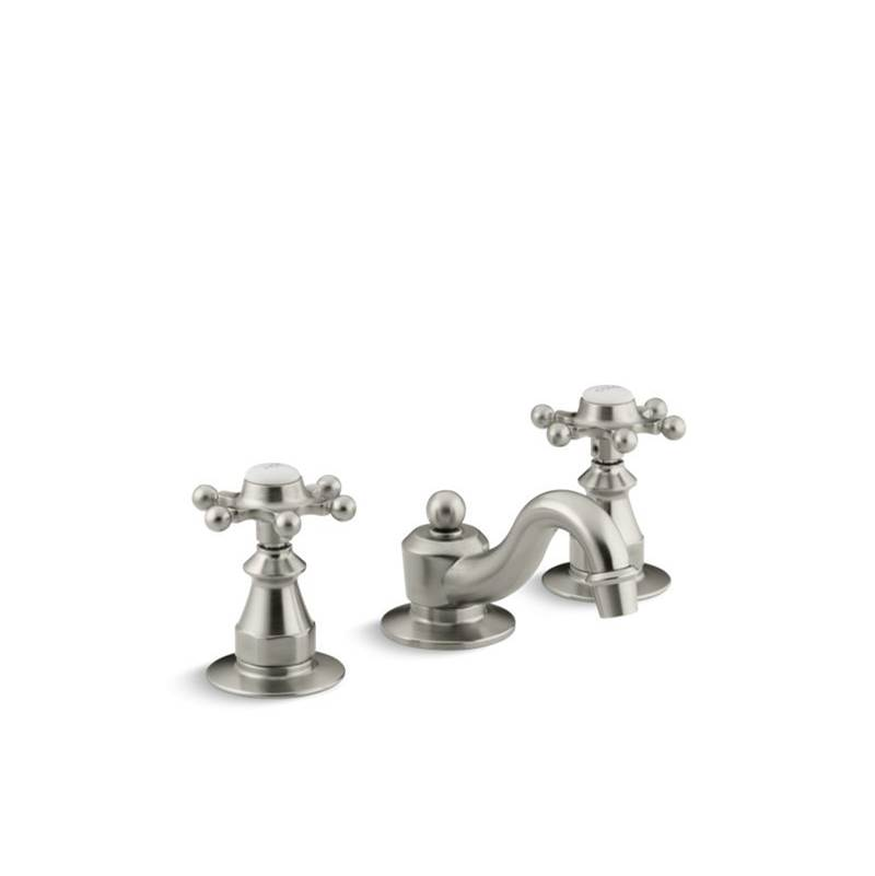 Faucets Bathroom Sink Faucets Widespread | Neenan Company Showroom ...