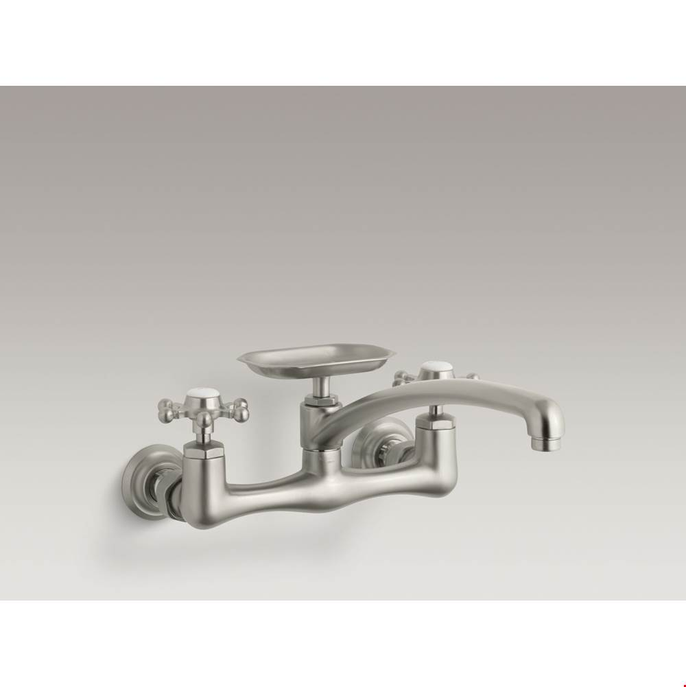 Kohler Wall Mount Kitchen Faucets item 159-3-BN