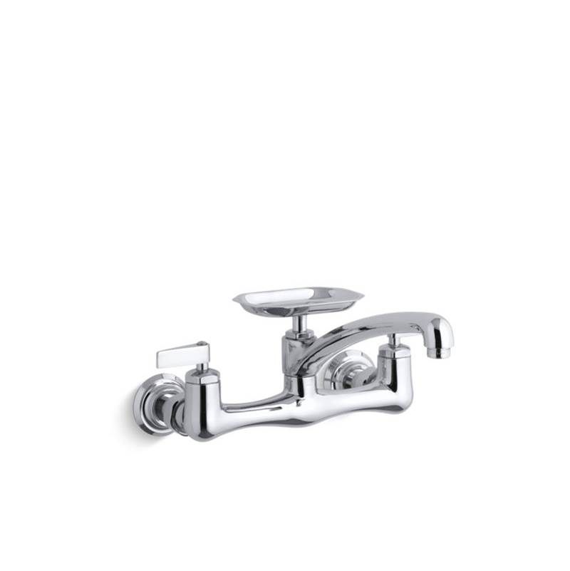 Kohler Wall Mount Kitchen Faucets item 7855-4-CP