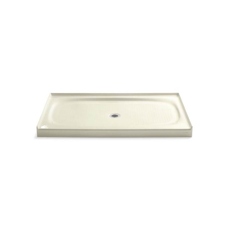 Kohler Three Wall Alcove Shower Bases item 9055-FD