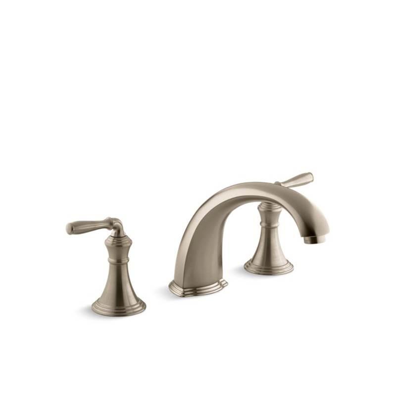 Kohler Widespread Bathroom Sink Faucets item T398-4-BV