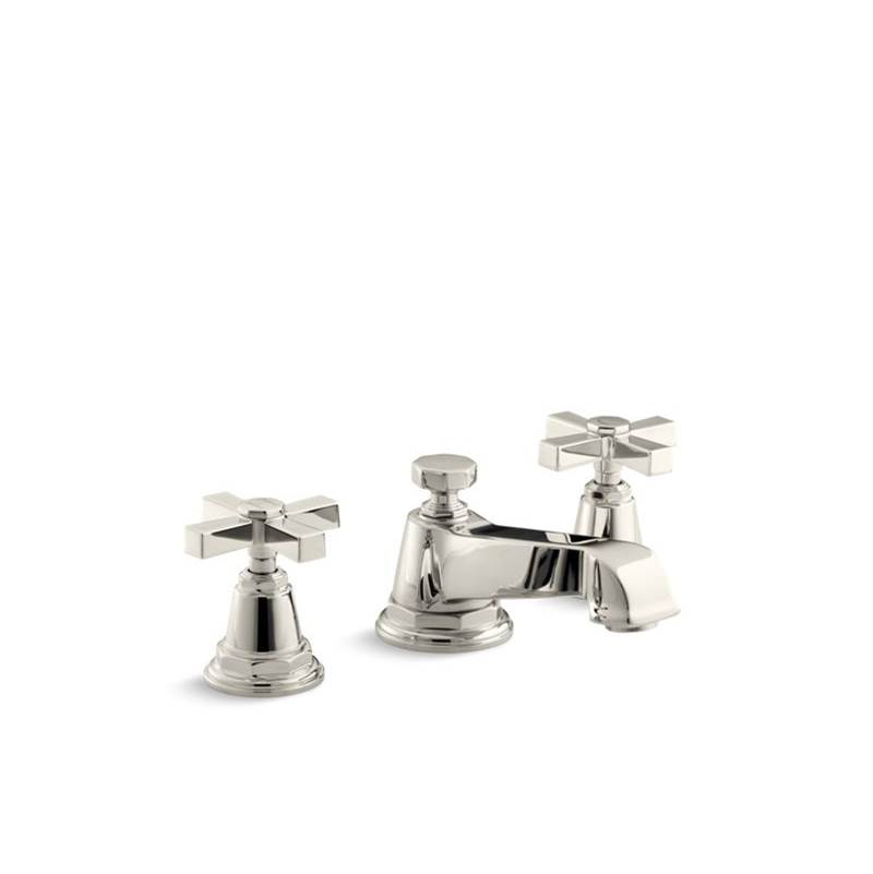 Kohler Widespread Bathroom Sink Faucets item 13132-3A-SN