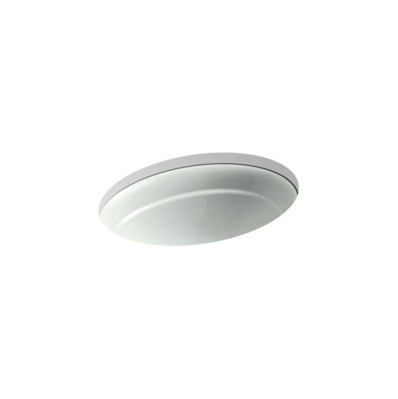 Kohler Undermount Bathroom Sinks item 2824-FF