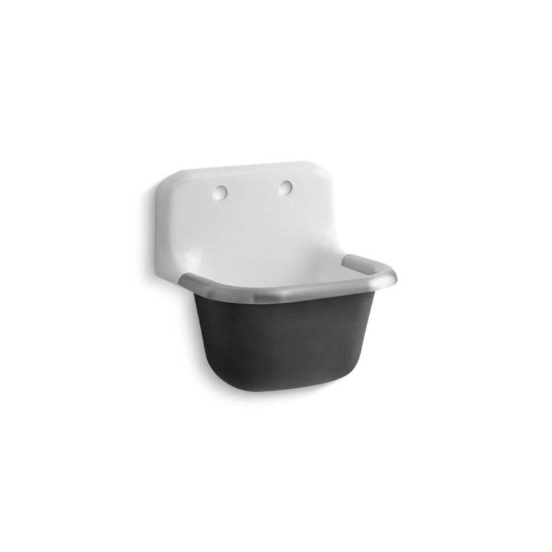 Kohler Wall Mount Laundry And Utility Sinks item 6714-0