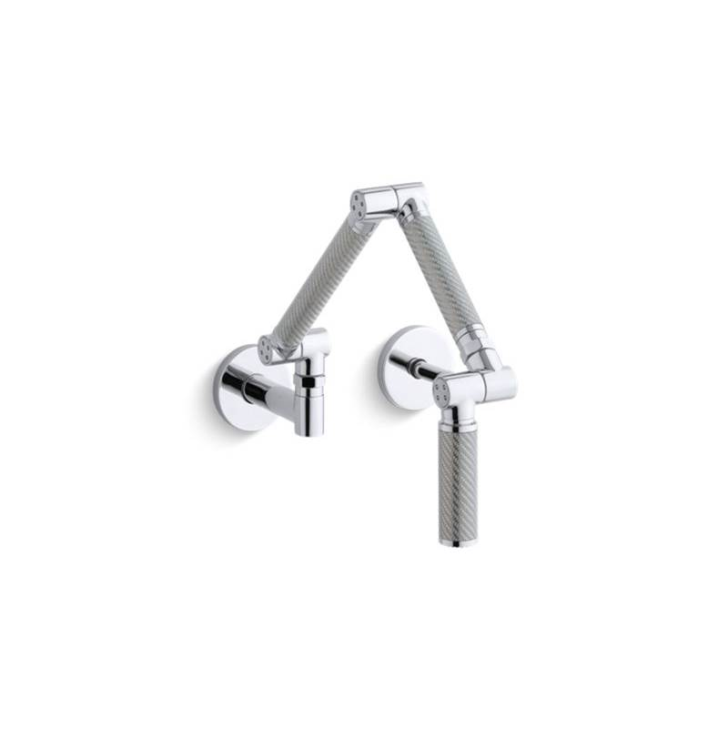 Kohler Wall Mount Kitchen Faucets item 6228-C11-CP