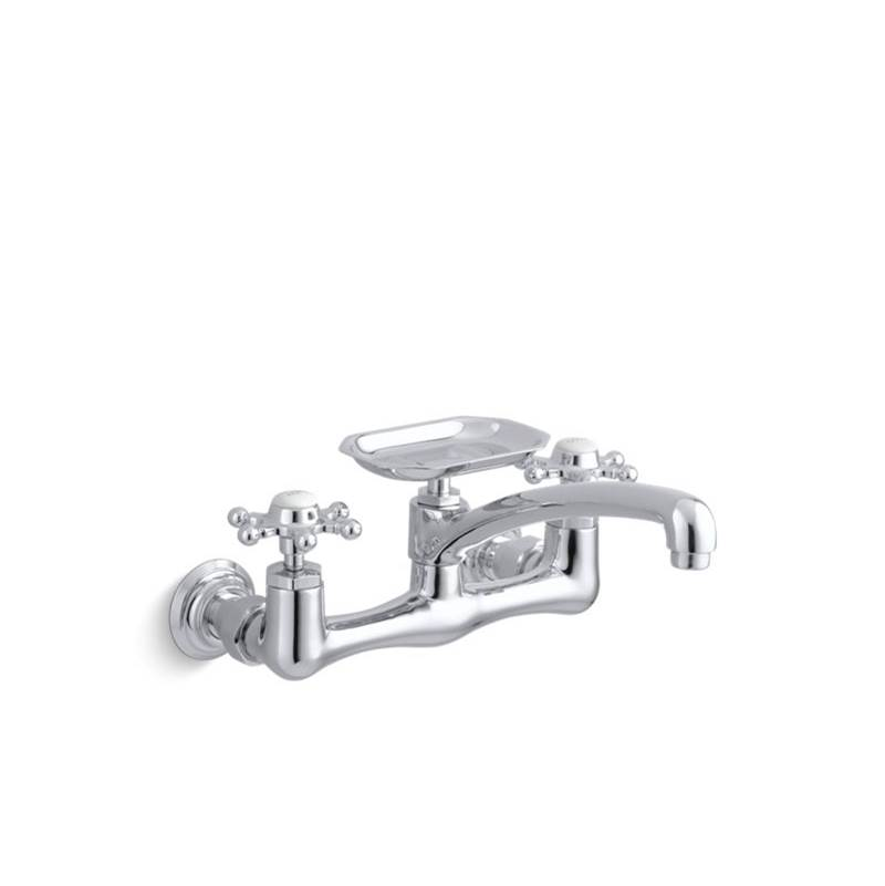 Kohler Wall Mount Kitchen Faucets item 149-3-CP