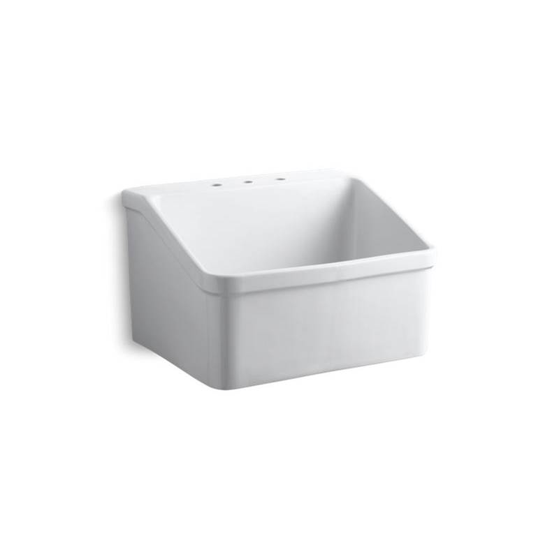 Kohler Wall Mount Laundry And Utility Sinks item 12794-0