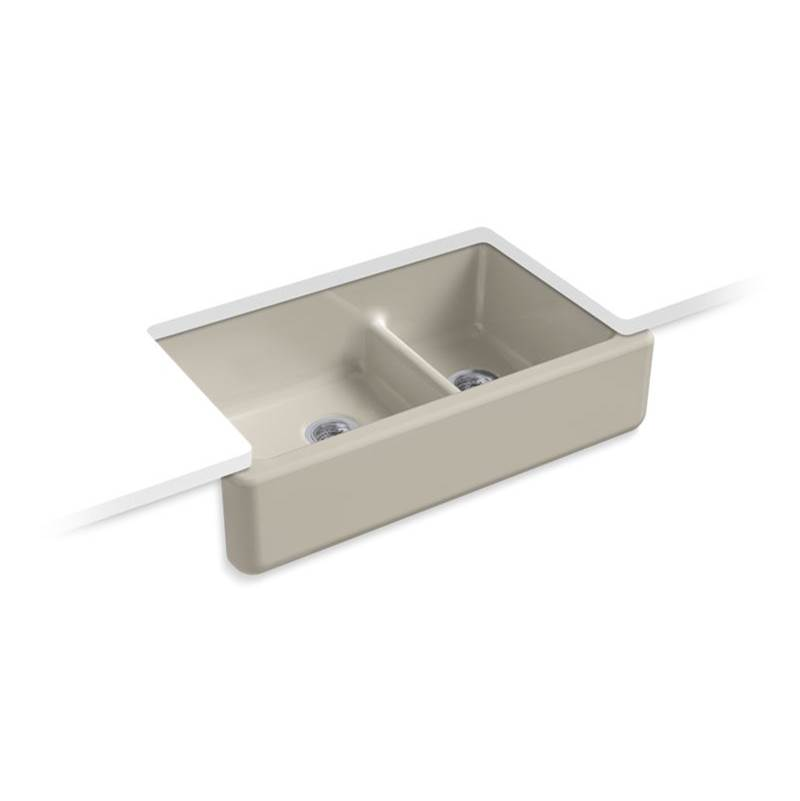 Kohler Self Trimming Kitchen Sinks item 6427-G9