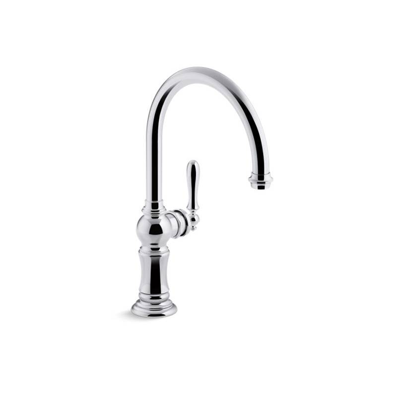 Kohler Single Hole Bathroom Sink Faucets item 99263-CP