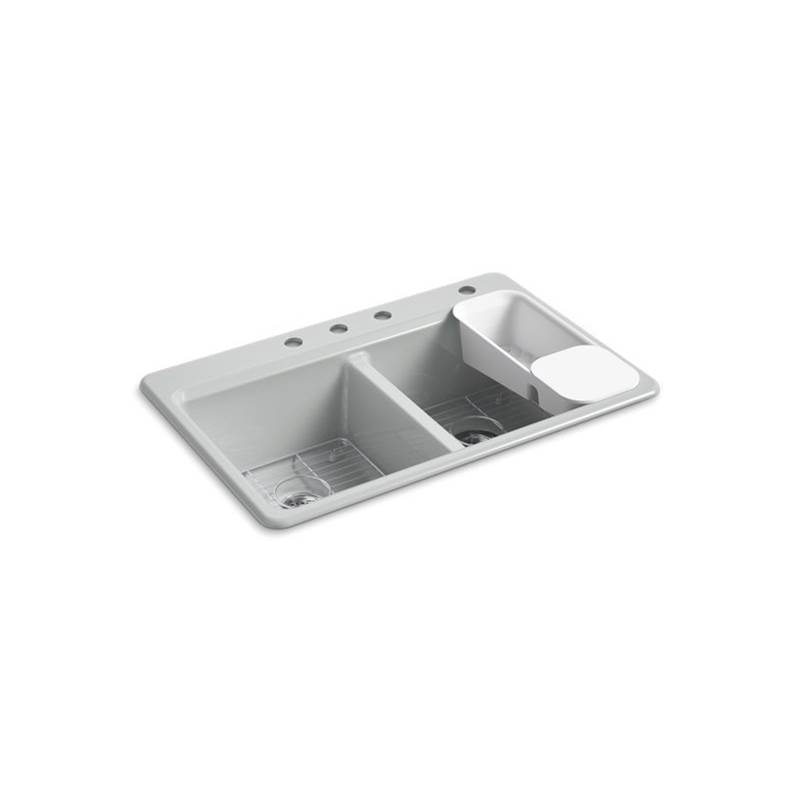 Kohler Drop In Kitchen Sinks item 8679-4A2-95