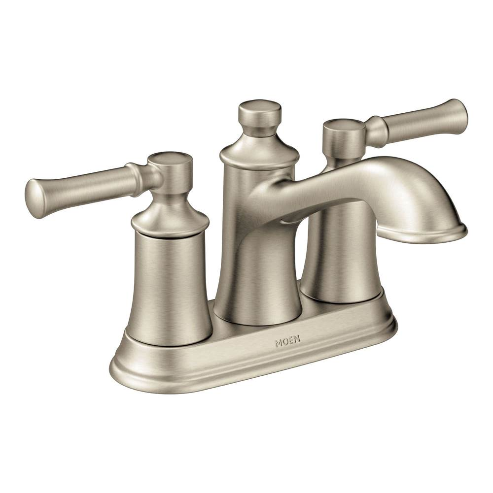 Moen Centerset Bathroom Sink Faucets item 6802BN