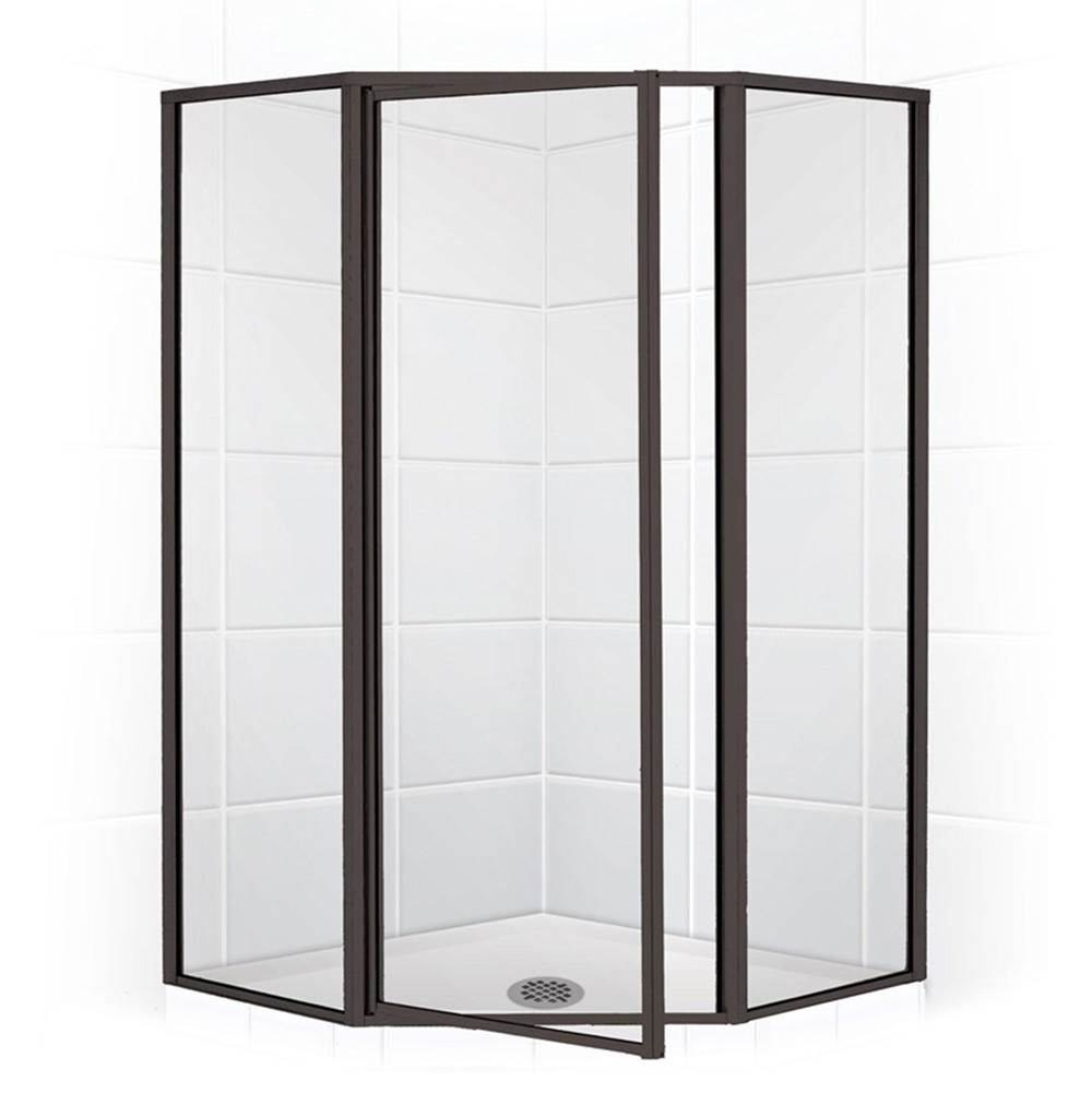 Mustee And Sons Neo Angle Shower Enclosures item 42.753