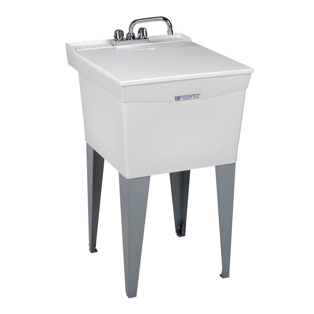Mustee And Sons  Laundry And Utility Sinks item 19CFT