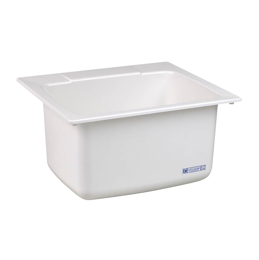 Mustee And Sons  Laundry And Utility Sinks item 10BNK