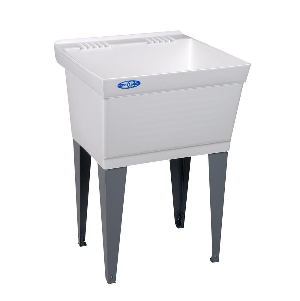 Mustee And Sons Console Laundry And Utility Sinks item 15K-84