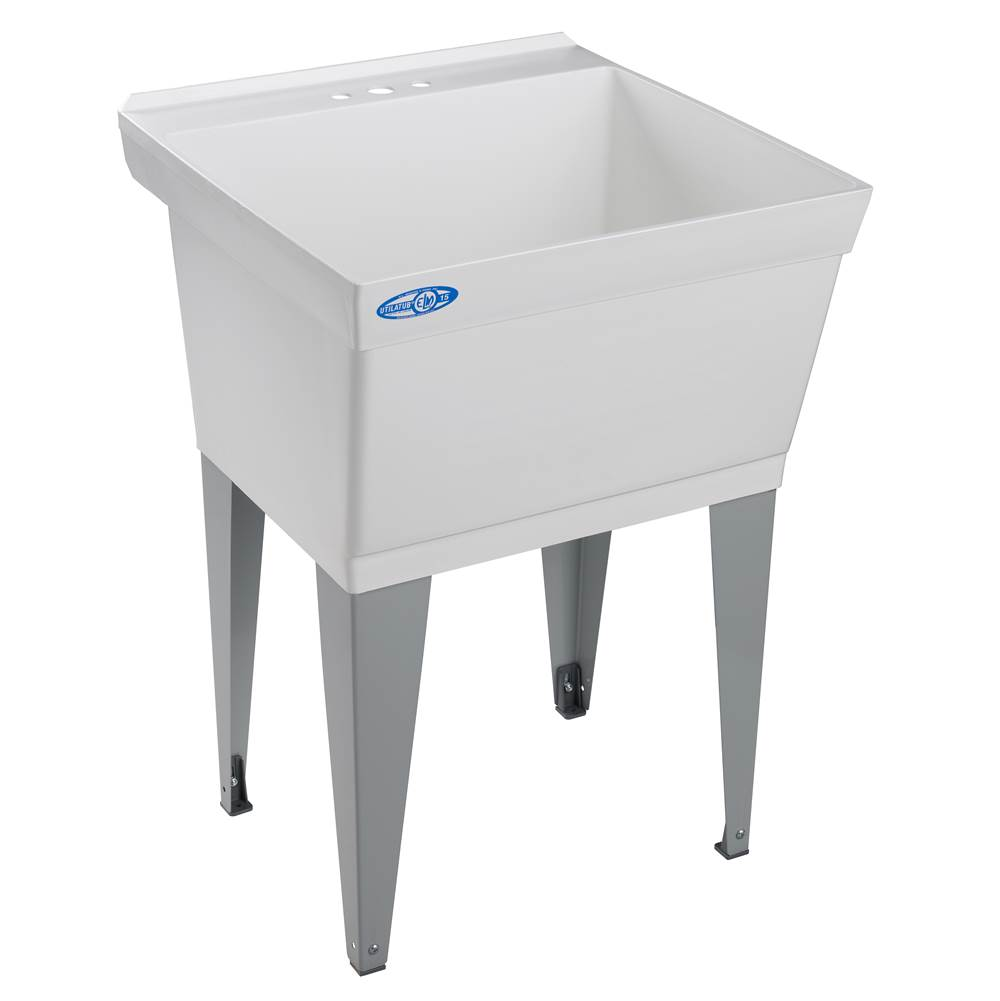 Mustee And Sons  Laundry And Utility Sinks item 15FK