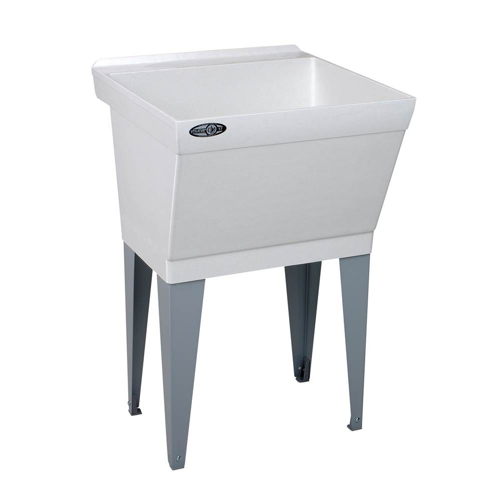 Mustee And Sons  Laundry And Utility Sinks item 17FK