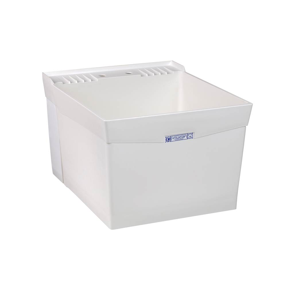 Mustee And Sons  Laundry And Utility Sinks item 19W