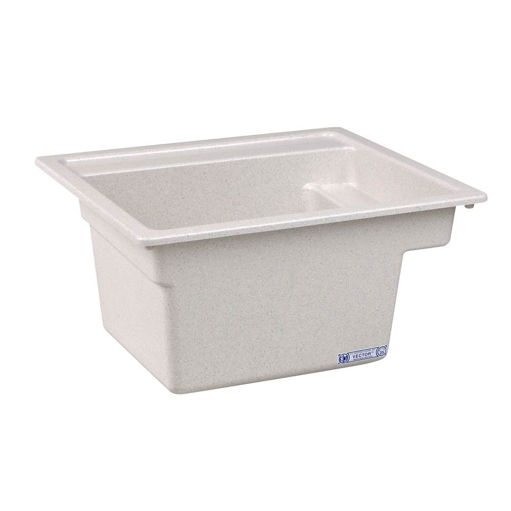 Mustee And Sons  Laundry And Utility Sinks item 25PD